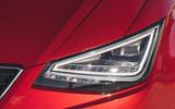 3 Seat Ibiza FL 2021 FD detail headlight