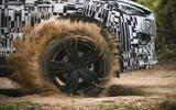 Seat Tarraco Prototype first drive 2018 offroad wheels