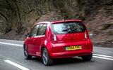 2020 Skoda Citigo-e iV review - rear