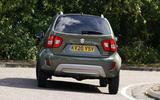 Suzuki Ignis hybrid 2020 UK first drive review - hero rear