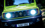 Suzuki Jimny 2018 first drive review front end