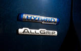 Suzuki SX4 S-Cross Hybrid 2020 UK first drive review - rear badge