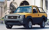 Tata Sierra 1991 - hero front