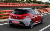 Toyota Corolla 2018 prototype first drive - hero rear