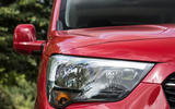 Vauxhall Combo Life 2018 UK first drive review headlights