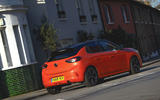 Vauxhall Corsa 2019 UK first drive review - hero rear