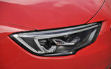 Vauxhall Insignia Sports Tourer 2018 UK first drive review - headlights