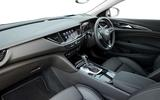 Vauxhall Insignia sports tourer 2019 first drive review - cabin