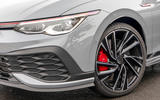 Volkswagen Golf GTI Clubsport 2020 first drive review - headlights