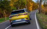 Volkswagen ID 4 2021 first drive review - hero rear