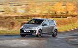 Volkswagen Up GTI 2020 - hero front