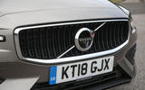 3 volvo v60 2018 rt front end