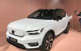 Volvo XC40 Recharge 2019 - stationary front