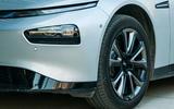 3 Xpeng P7 super long range Premium 2021 review headlights