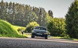 Alpina B3 Touring - front