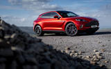Aston Martin DBX 2020 UK first drive review - static front