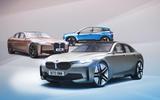 BMW range render