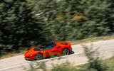 Ferrari SF90 Stradale - overhead