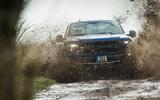 Ford Raptor - hero front