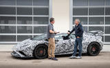 Lamborghini Huracan STO 2020 first drive review - interview