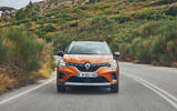Renault Captur 2019 first drive review - on the road nose
