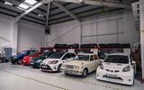 Toyota and Lexus heritage fleet