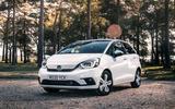 2020 Honda Jazz review - static front