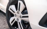 2020 Honda Jazz review - wheel