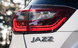2020 Honda Jazz review - badge