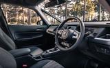 2020 Honda Jazz review - interior