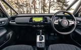 2020 Honda Jazz review - dashboard