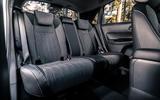 2020 Honda Jazz review - rear seats