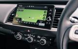 2020 Honda Jazz review - infotainment