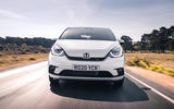 2020 Honda Jazz review - front