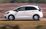 2020 Honda Jazz review - side