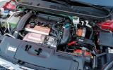 Peugeot 308 R Hybrid engine