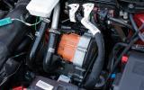 Peugeot 308 R Hybrid electric motor
