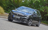 Peugeot 308 GT 2018 first drive UK review hero front