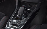 Peugeot 308 GT 2018 first drive UK review centre console