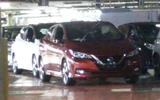 2018 Nissan Leaf leaked onto internet ahead of September reveal