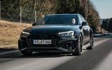 ABT Sportsline Audi RS4 2020 - hero front