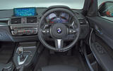 BMW 1 Series - interior