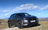 DS 3 Crossback 2019 first drive review - static front