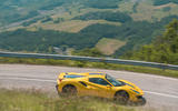 Ferrari 488 Pista Spider 2019 first drive review - roof up