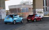 Renault Zoe - hero rear