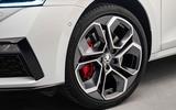 Skoda Octavia vRS 2020 - wheel