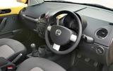 Volkswagen Beetle - interior