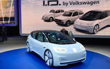Volkswagen ID concept at the Paris motor show 2016 - show report and gallery