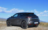 DS 3 Crossback 2019 first drive review - static rear