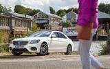Mercedes-Benz S-Class S500L 2018 long-term review - hero static